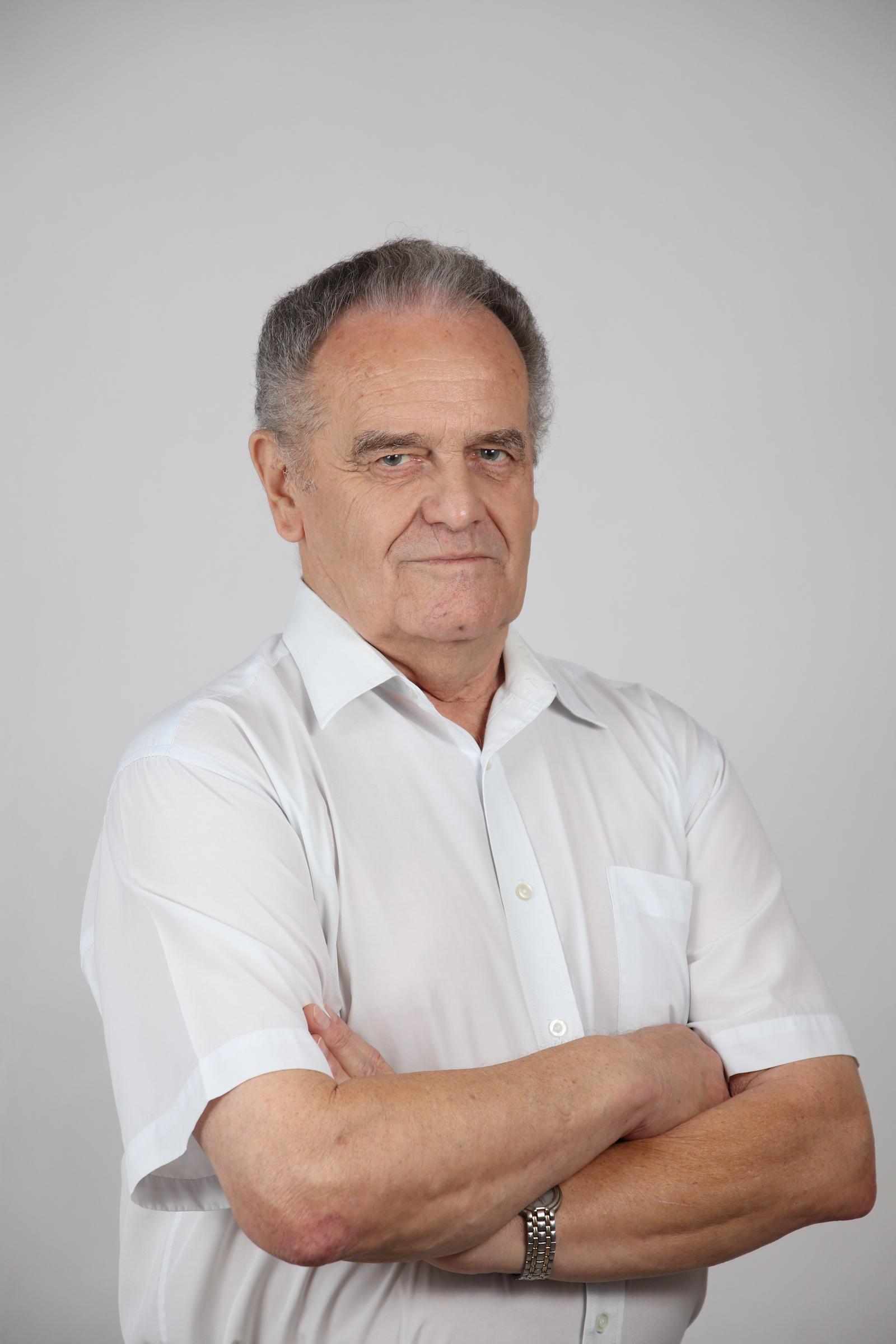 Jánossy Gábor